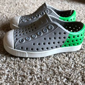 Native Toddler shoes